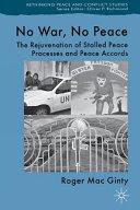 No War  No Peace Book