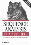 Sequence Analysis in a Nutshell  A Guide to Tools