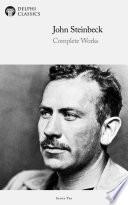 Delphi Complete Works of John Steinbeck  Illustrated