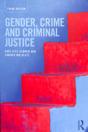 Cover of Gender, Crime and Criminal Justice