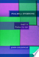Psalms For Everyone Part Ii Psalms 73 150