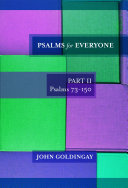 Psalms for Everyone Part II Psalms 73-150 ebook