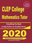 CLEP College Mathematics Tutor Pdf/ePub eBook