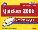 Quicken 2006 Quicksteps