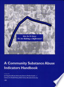 Community Substance Abuse Indicators Handbook