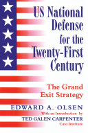 US National Defense for the Twenty-first Century Pdf/ePub eBook