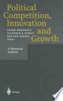 Political Competition Innovation And Growth