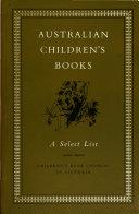 Australian Children s Books