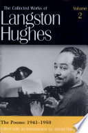Langston Hughes Books, Langston Hughes poetry book