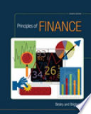 Cover of Principles of Finance