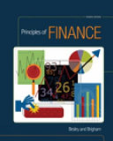 Principles of Finance poster