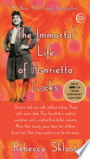 Book Cover: The Immortal Life of Henrietta Lacks