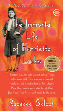The Immortal Life of Henrietta Lacks Book