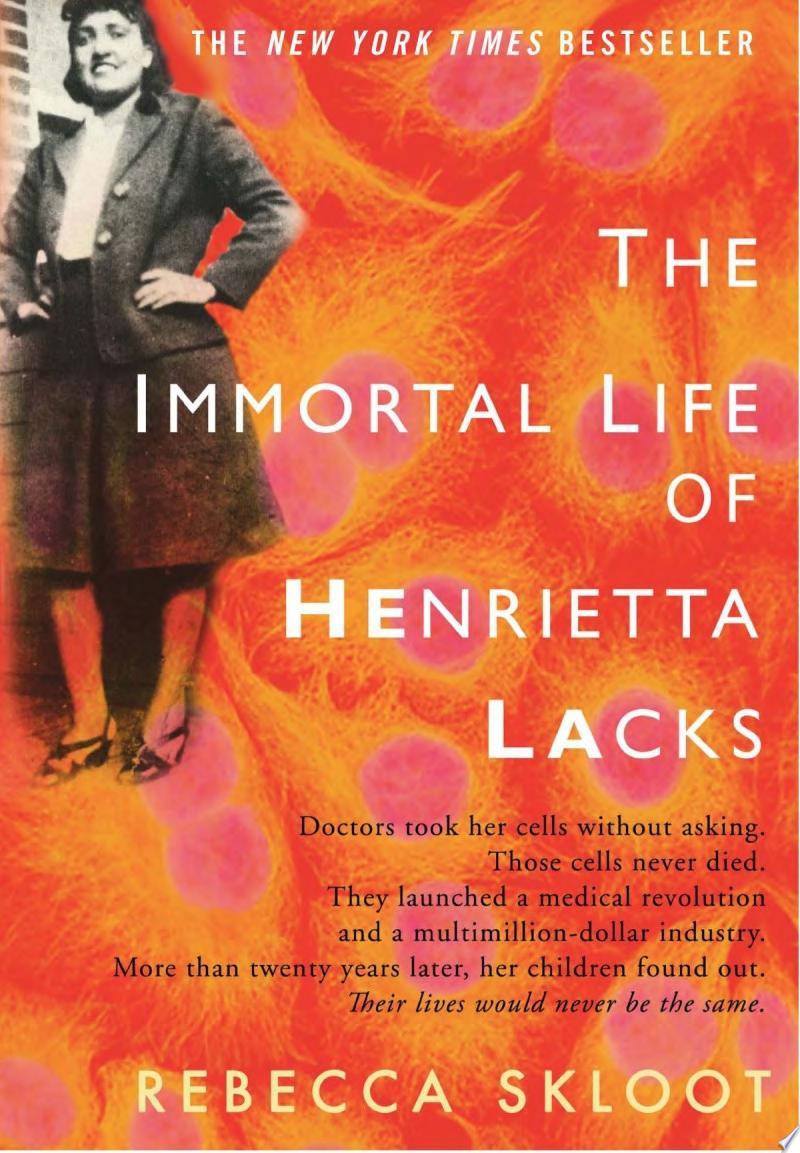 The Immortal Life of Henrietta Lacks image