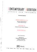 Diet Analysis Book PDF