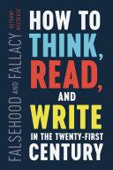 Falsehood and Fallacy Book PDF