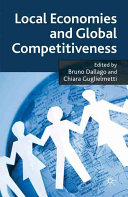 Local Economies and Global Competitiveness Book