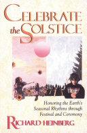 Celebrate the Solstice Pdf/ePub eBook