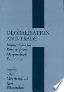 Globalisation And Trade Book PDF