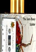 The Very Busy Spider  Boardbook Tape 1