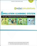 Simulation Learning System For Lewis Medical Surgical Nursing