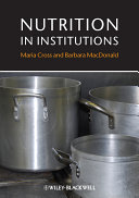 Nutrition in Institutions