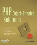 PHP Object-Oriented Solutions Pdf/ePub eBook