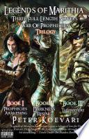 Legends Of Marithia War Of Prophecies Complete Trilogy