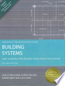 Building Systems  : ARE Sample Problems and Practice Exam