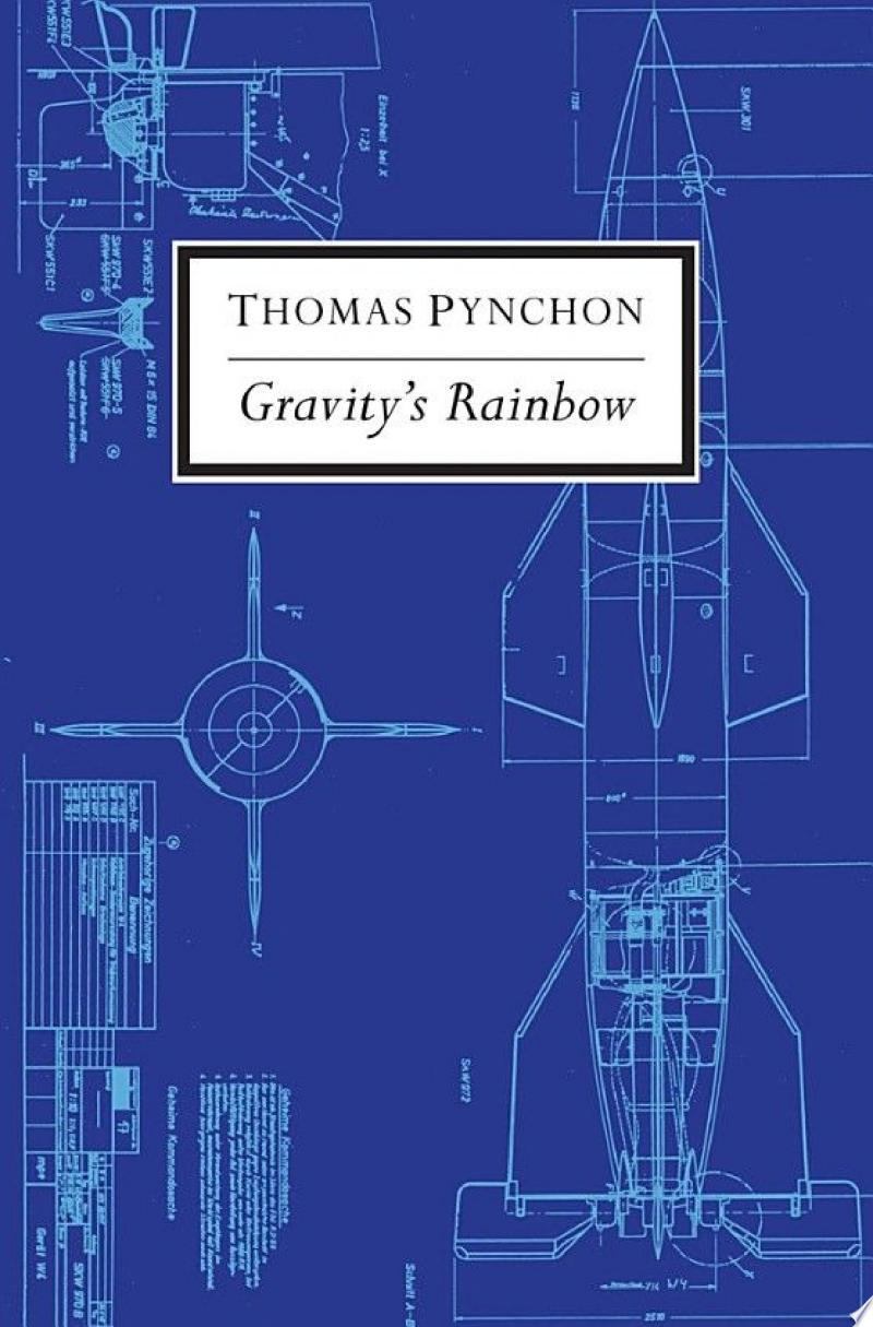 Gravity's Rainbow image
