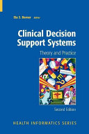 Clinical Decision Support Systems Book