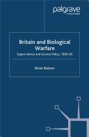 Britain and Biological Warfare Book