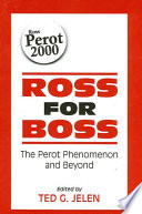 Ross For Boss Book