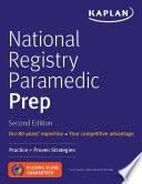 National Registry Paramedic Examination Prep