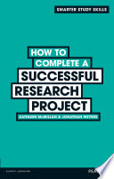 How to Complete a Successful Research Project Book