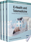 E Health And Telemedicine Concepts Methodologies Tools And Applications