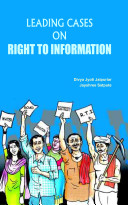 Leading Cases on Right to Information