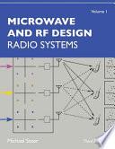Microwave and RF Design, Volume 1