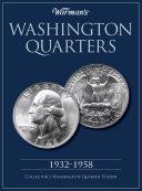 Washington Quarter 1932-1958 Collector's Folder