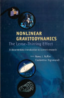 Nonlinear Gravitodynamics: The Lense-Thirring Effect : a Documentary ...