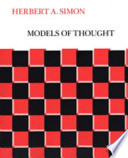 """Models of Thought"" by Herbert Alexander Simon"