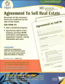 Agreement To Sell Real Estate Forms