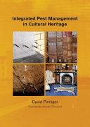 Integrated Pest Management for Cultural Heritage