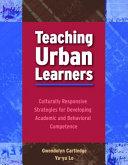 Teaching Urban Learners