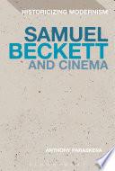 Samuel Beckett and Cinema