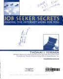 Job Seeker Secrets