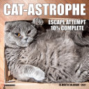 Cat Astrophe 2021 Mini Calendar