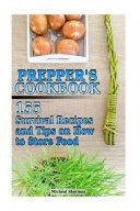 Prepper s Cookbook Book