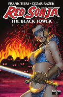 Red Sonja  The Black Tower  3