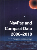 NavPac and Compact Data 2006-2010